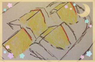 京都の玉子サンドを作ってみましたヾ(≧∇≦*)〃画像
