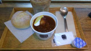 ★スープの朝食★画像