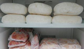 冷凍庫の中身・:*:・゚★,。・:*:・゚♪画像