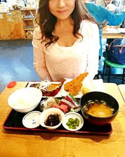 新鮮なお魚食べてきました(^^)画像