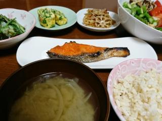 今日のご飯〜♪