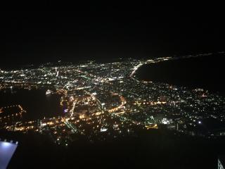 100万💲の夜景画像