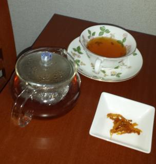 朝 二人でお茶を。。。。♪♪画像