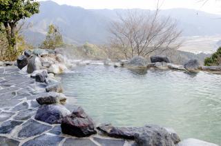温泉♨画像