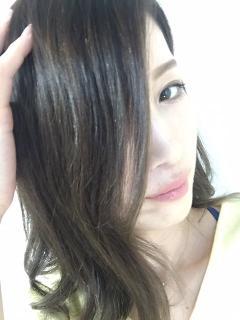 髪染めました☆画像