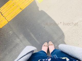 今日は昼からお散歩DAY☆ポカポカ陽気