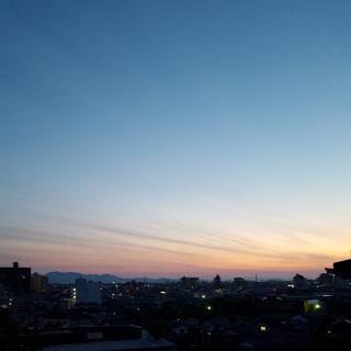 朝焼け✨画像