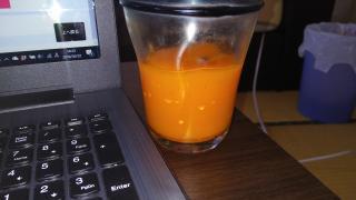 野菜ジュース好き画像