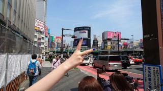 新宿はお天気画像