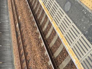 線路は続くよ。