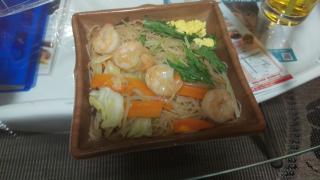 今日の晩御飯!画像