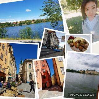 夏の旅行記画像