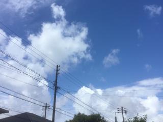 青空見えた!画像