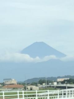 今日の富士山画像