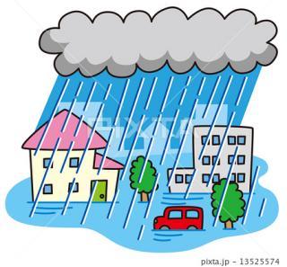 雨はどうですか?画像