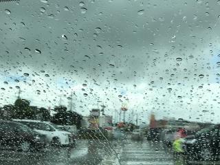 台風12号が通り過ぎて…画像
