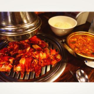 今日は肉食day♡画像