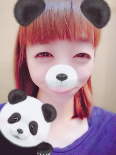 パンダに・・・☆