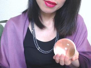 水晶玉の秘密画像