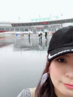 あいにくの雨。。。画像