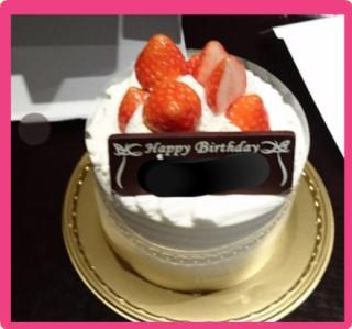 誕生日(*´∇`)画像
