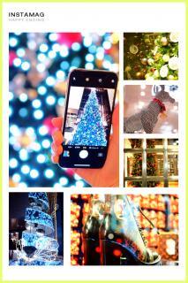 銀座で見つけたクリスマス☆彡.。画像