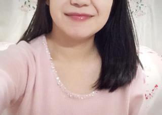 新しい髪形、似合いますか?画像