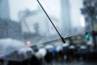 私の好きな雨が降ってる画像