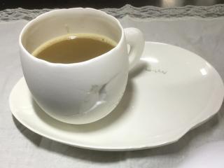 お気に入りのコーヒーカップ♪画像