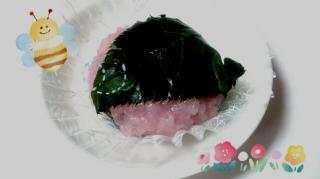 桜餅食べたよ♪画像