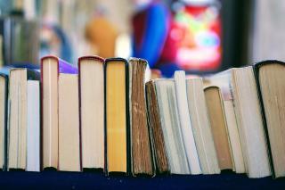 本、本、本♪