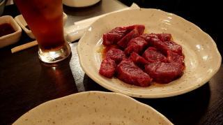 久しぶりに焼肉を食べに行ったよ〜☆画像