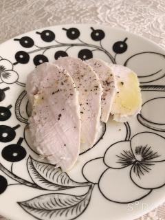 鶏ハム☆画像