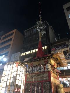 祇園囃子が聞こえる画像