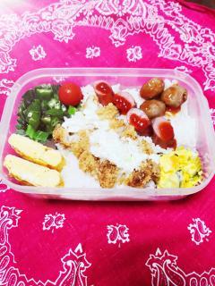 今日のお弁当♪画像