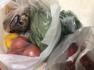 たっくさんの野菜画像