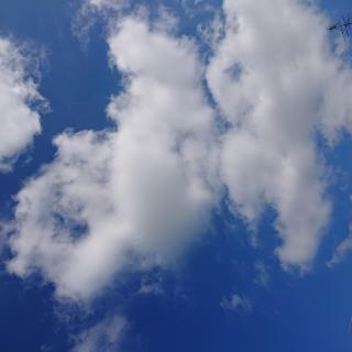 きれいな空です画像