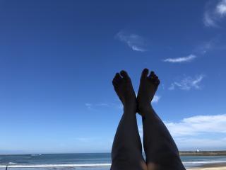 海に行ってきました!画像