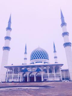 Blue mosque ★画像