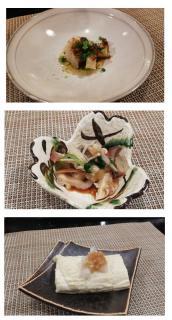 ある日のお食事会画像