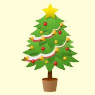 クリスマスの思い出画像