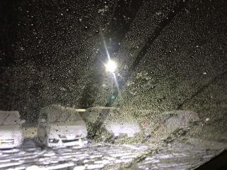 雪がたくさん‥寒いよう〜(>_画像