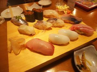 うまうまお寿司♥画像
