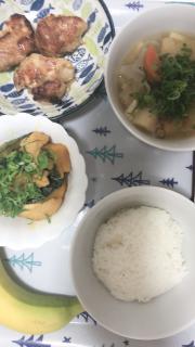 鶏肉の焼肉マヨ焼き(●´ω`●)画像