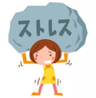 ストレス画像