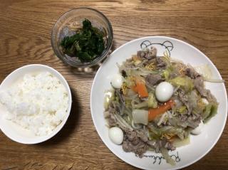 今日の晩ご飯♫ 画像