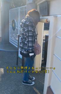 鎌倉での出来事…………。画像