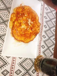ダイエットパンケーキ(*´꒳`*)