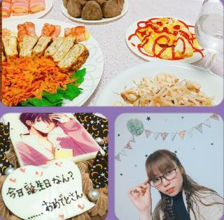 友だちの誕生日♡♡画像
