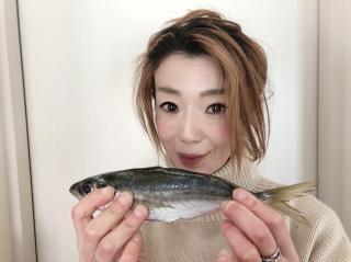 釣り女子画像